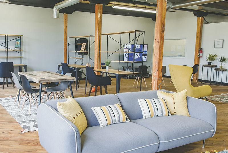 Nuevos espacios de oficina