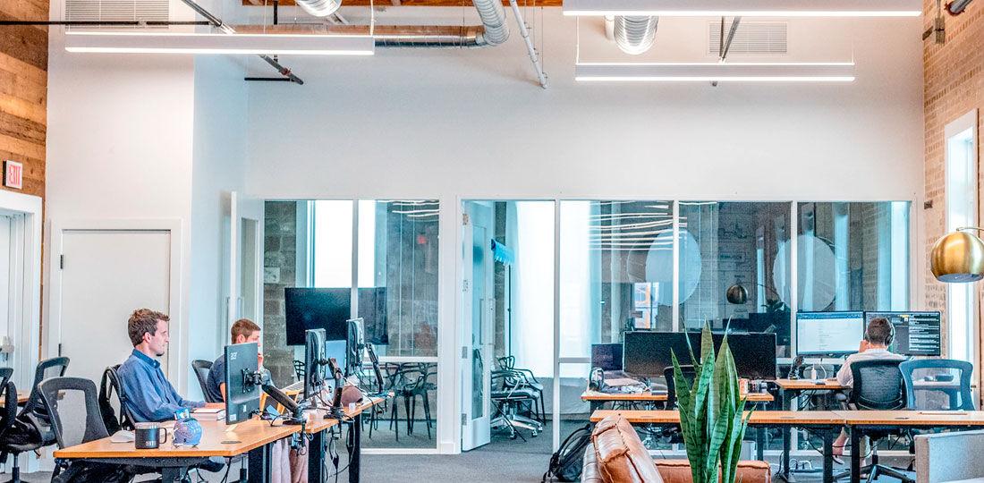 despachos u oficinas abiertas