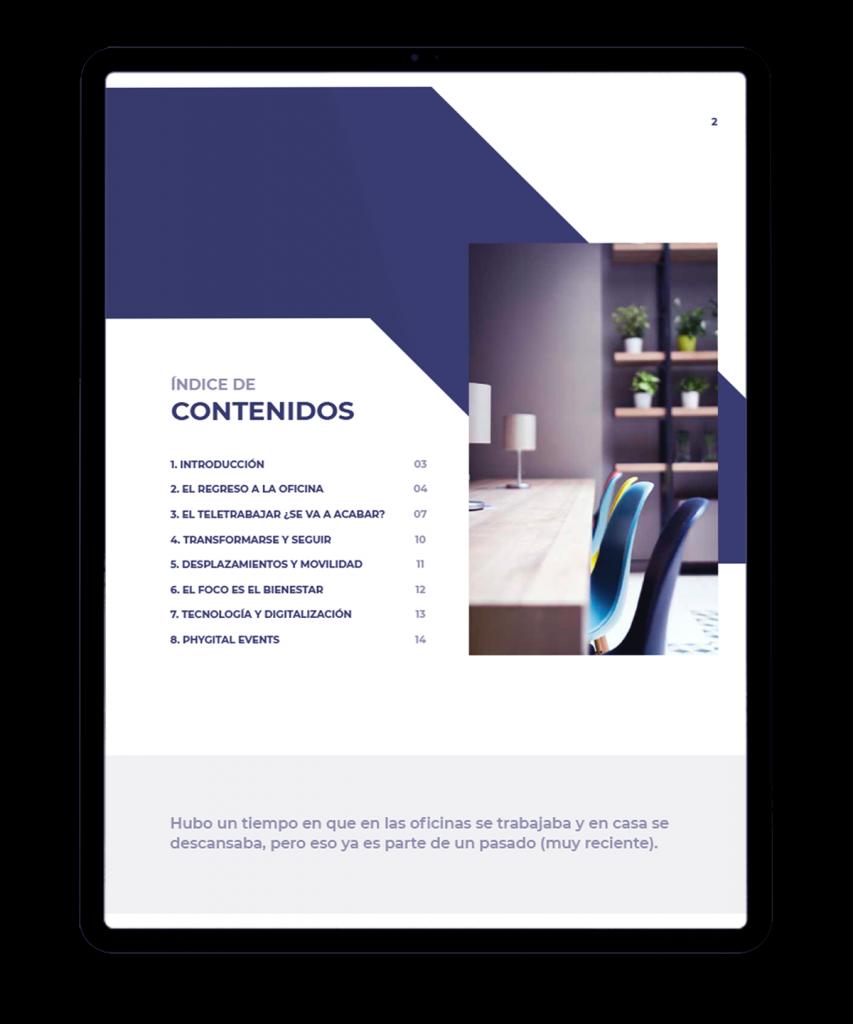 Ebook: El trabajo en el futuro y los nuevos espacios